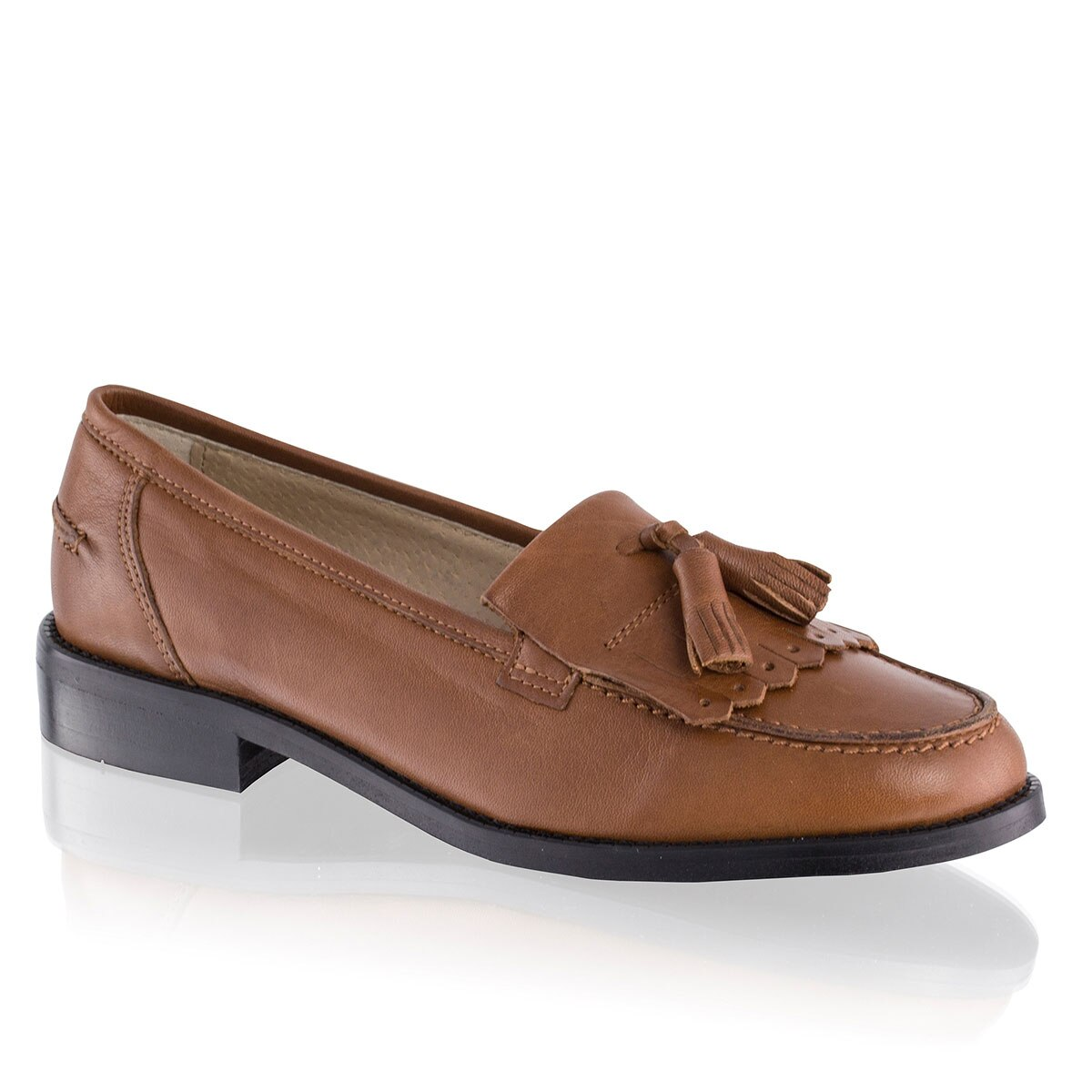 Russell and Bromley ALEXA Tassel Loafer