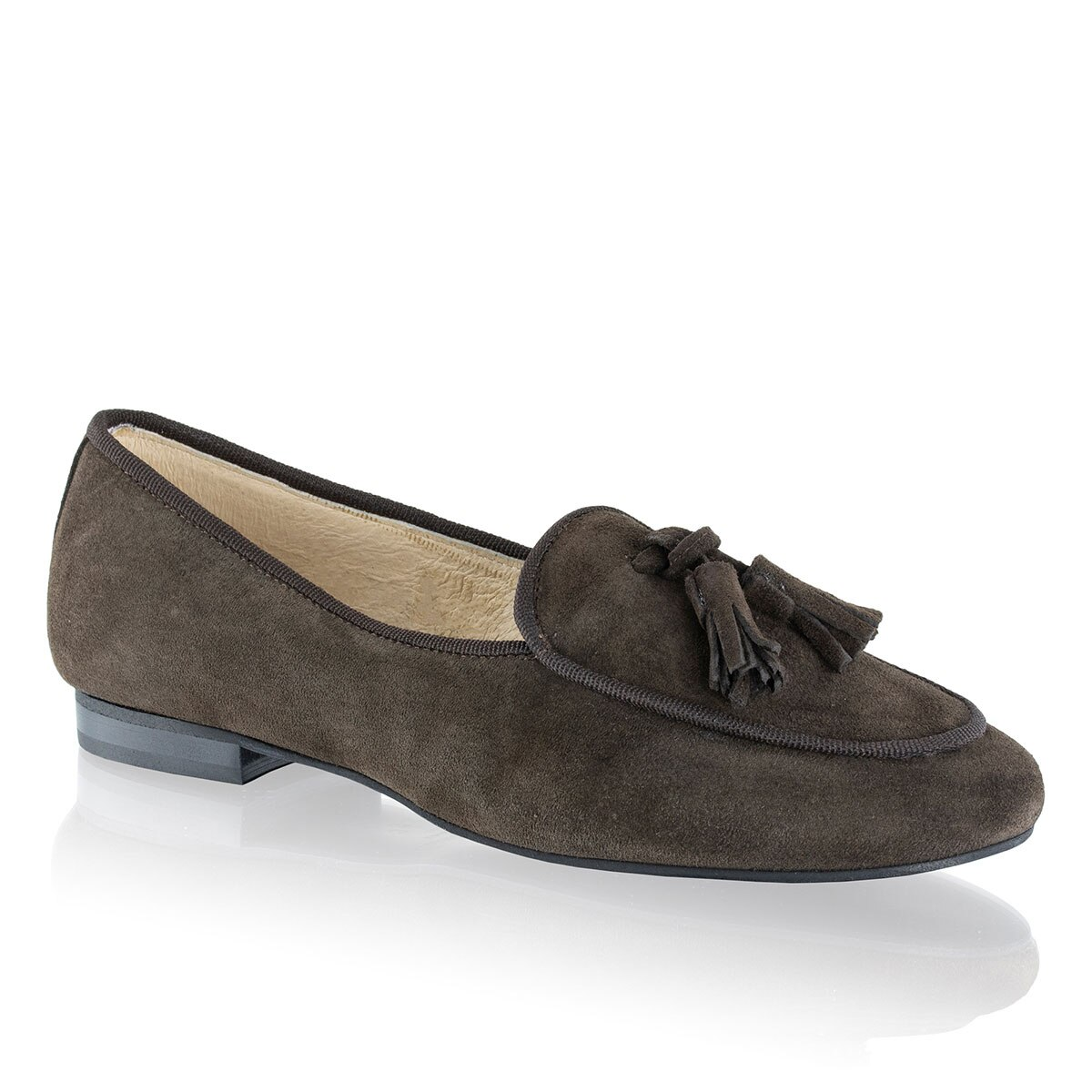 Russell and Bromley BELGIQUE Slip-On With Tassel