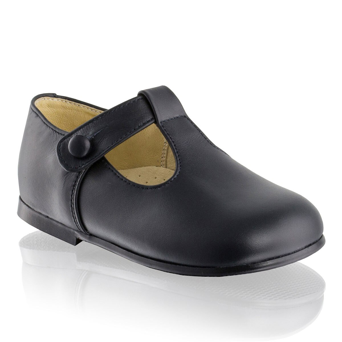 Russell and Bromley FRANKIE Button T-Bar