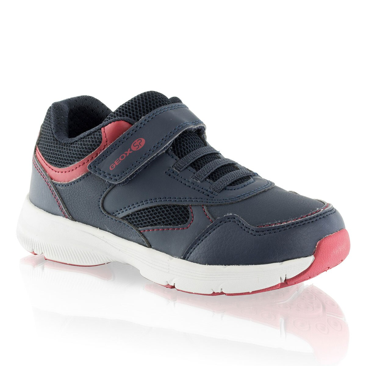 Russell and Bromley HOSHIKO Velcro/Lace-Up Sneaker