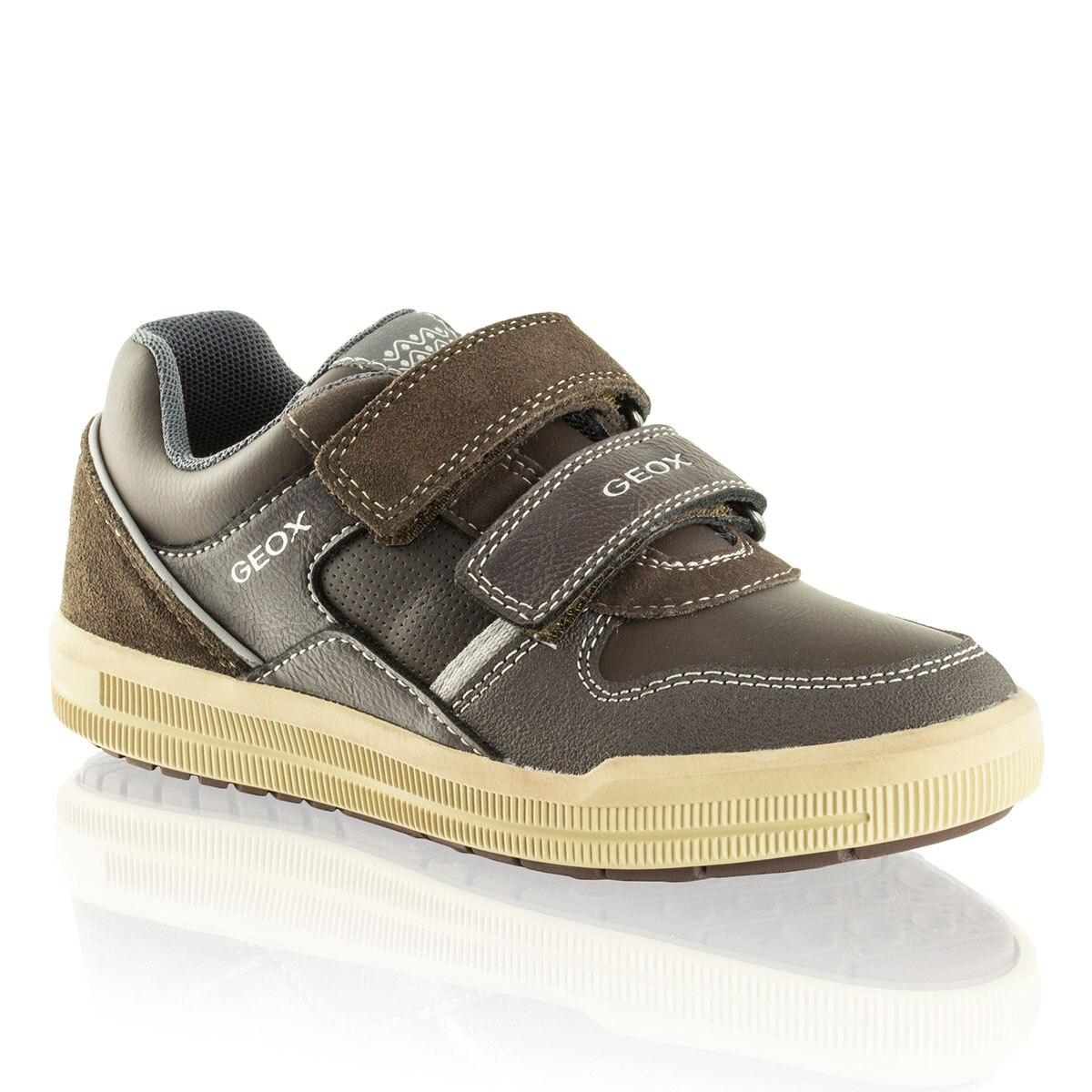 Russell and Bromley J ARZACH Double Velcro Sneaker