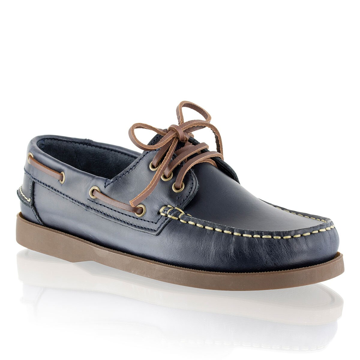 Russell and Bromley KEEL L Lace-Up Boat Shoe