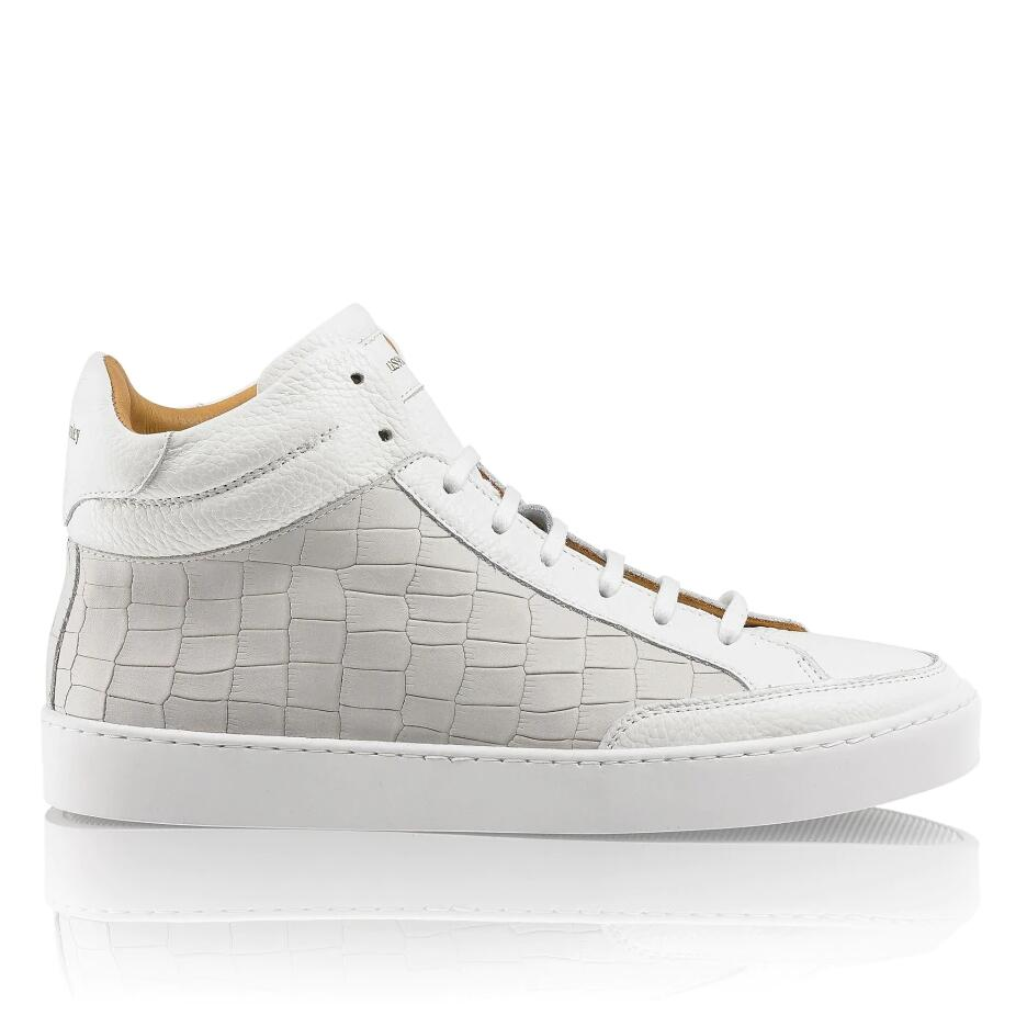 Russell and Bromley PARKRUN HI High-Top Sneaker