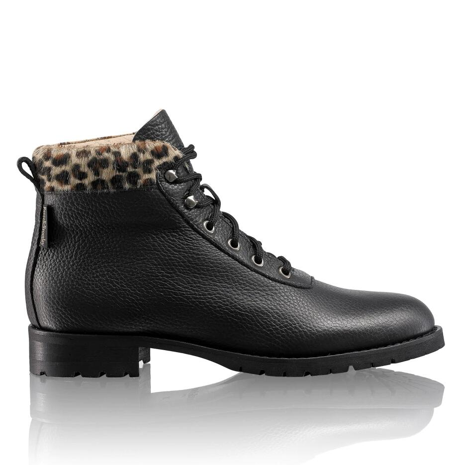 Russell and Bromley PURRFECT Lace-Up Boot