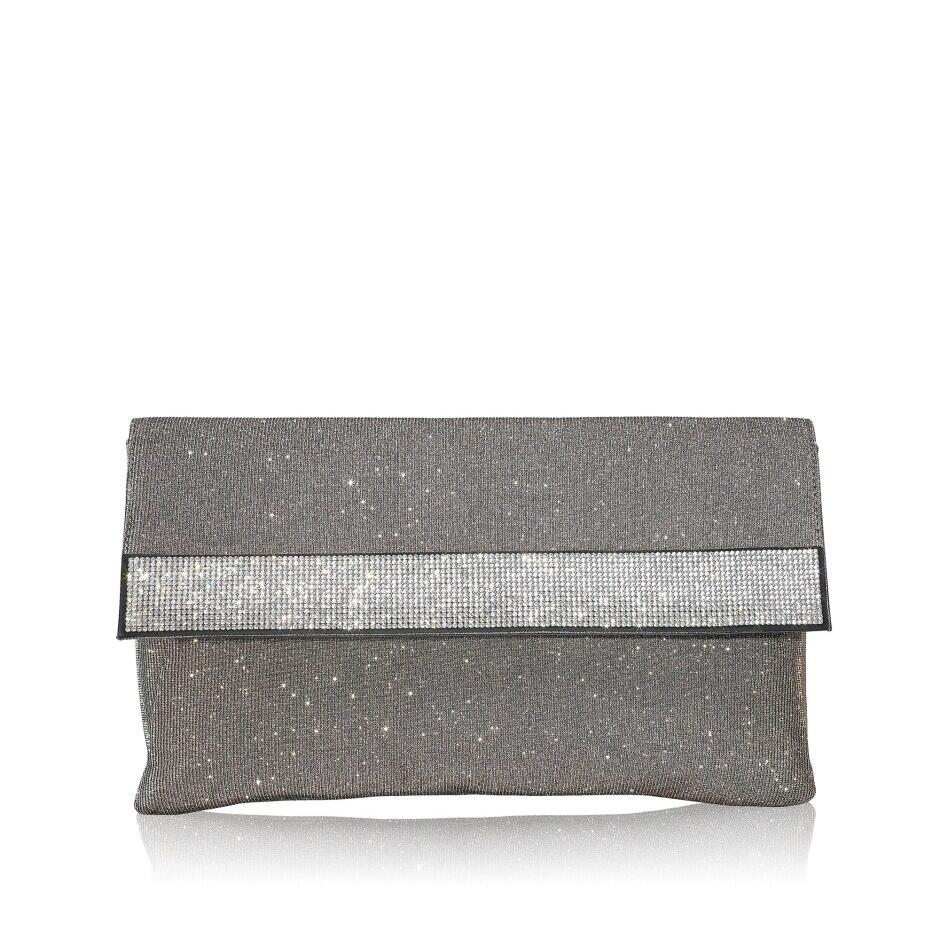 Russell and Bromley PLAZA HOLD Embellished Clutch Bag