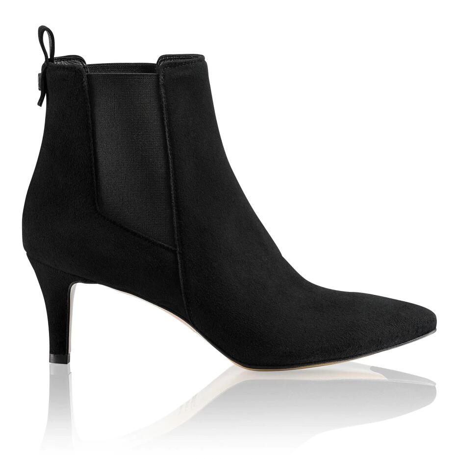 Russell and Bromley AMBITION Kitten Heel Chelsea Boot