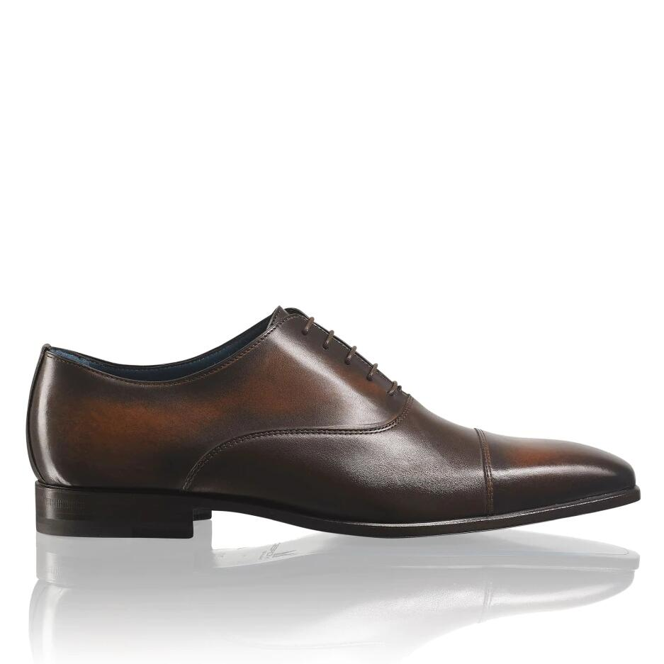 Russell and Bromley BOND Toe-Cap Oxford