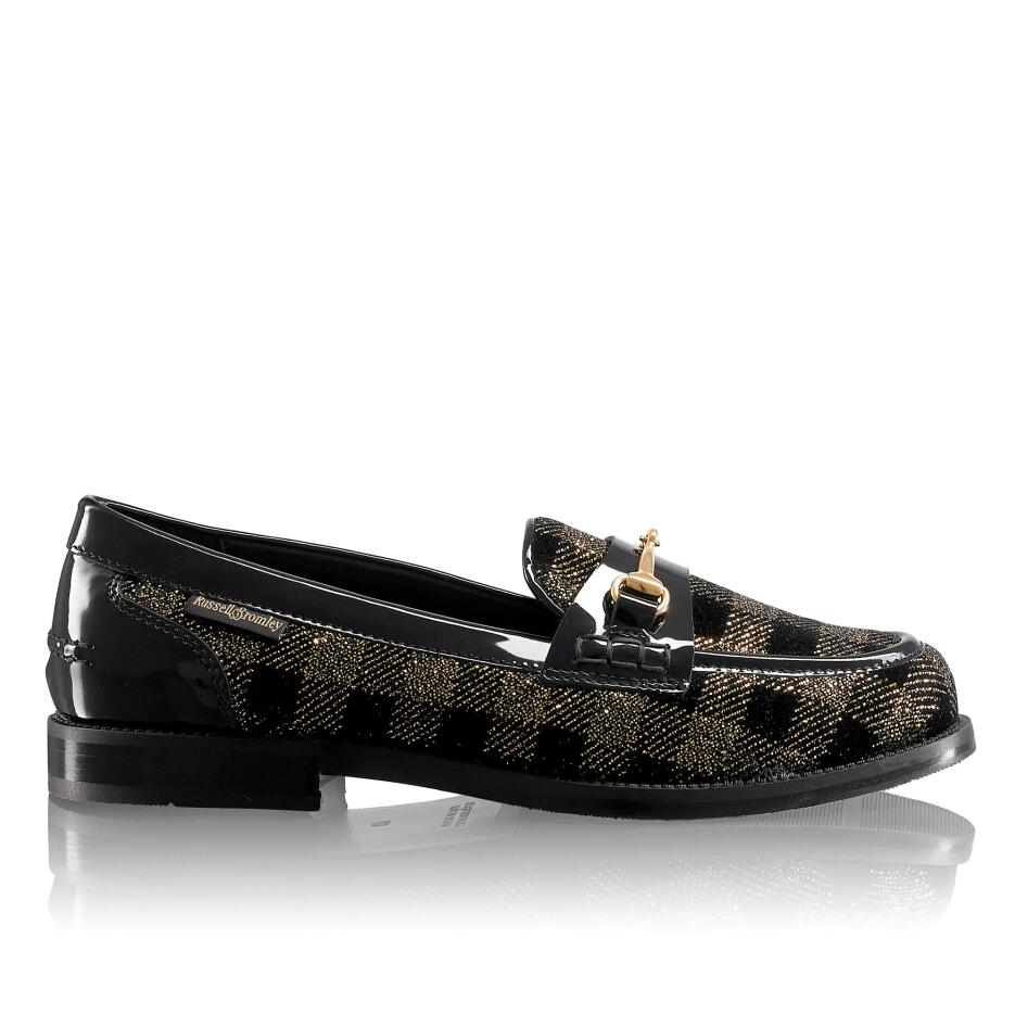 Russell and Bromley BREWSTER Snaffle Trim Loafer