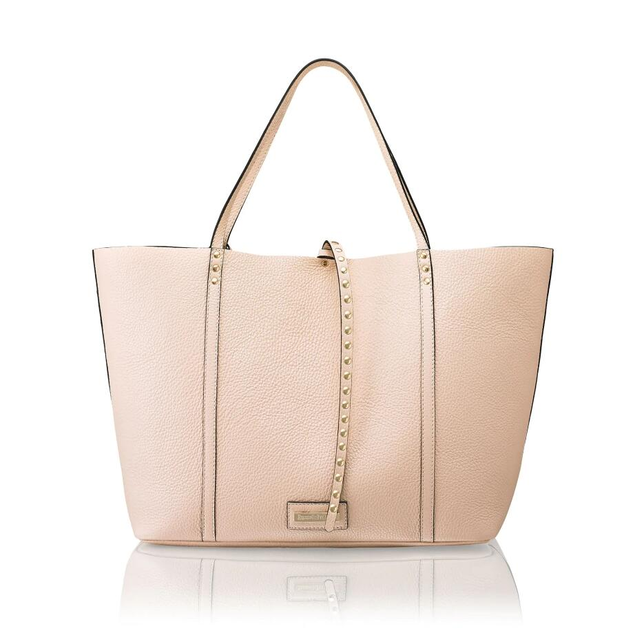Russell and Bromley CARRYALL+ Stud Trim Shopper