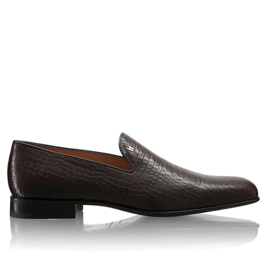 Russell and Bromley CLUB Luxury Slip-On