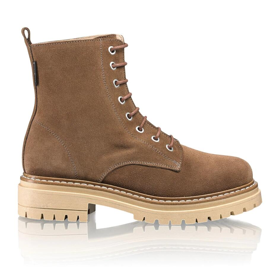 Russell and Bromley COMBAT 8 Eyelet Military Boot