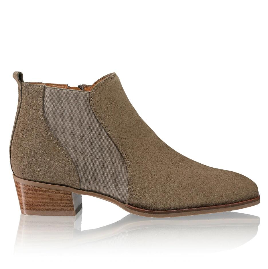 Russell and Bromley FALCO DRY Low Heel Ankle Boot