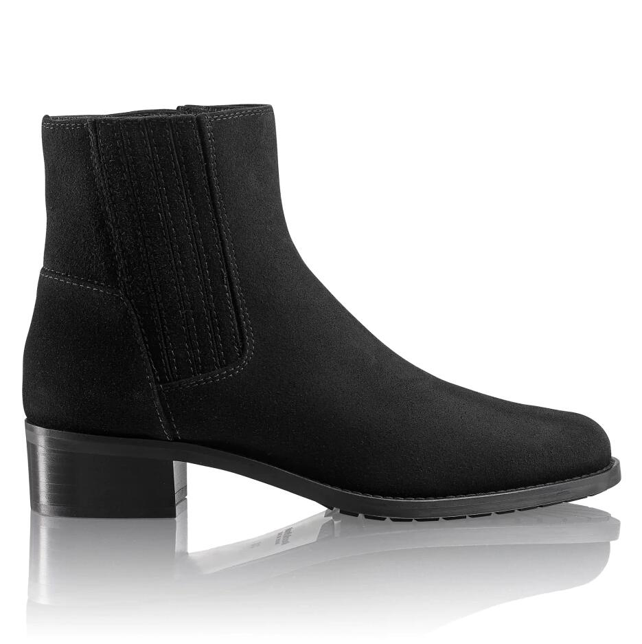 Russell and Bromley GREAT FAB Flat Ankle Boot