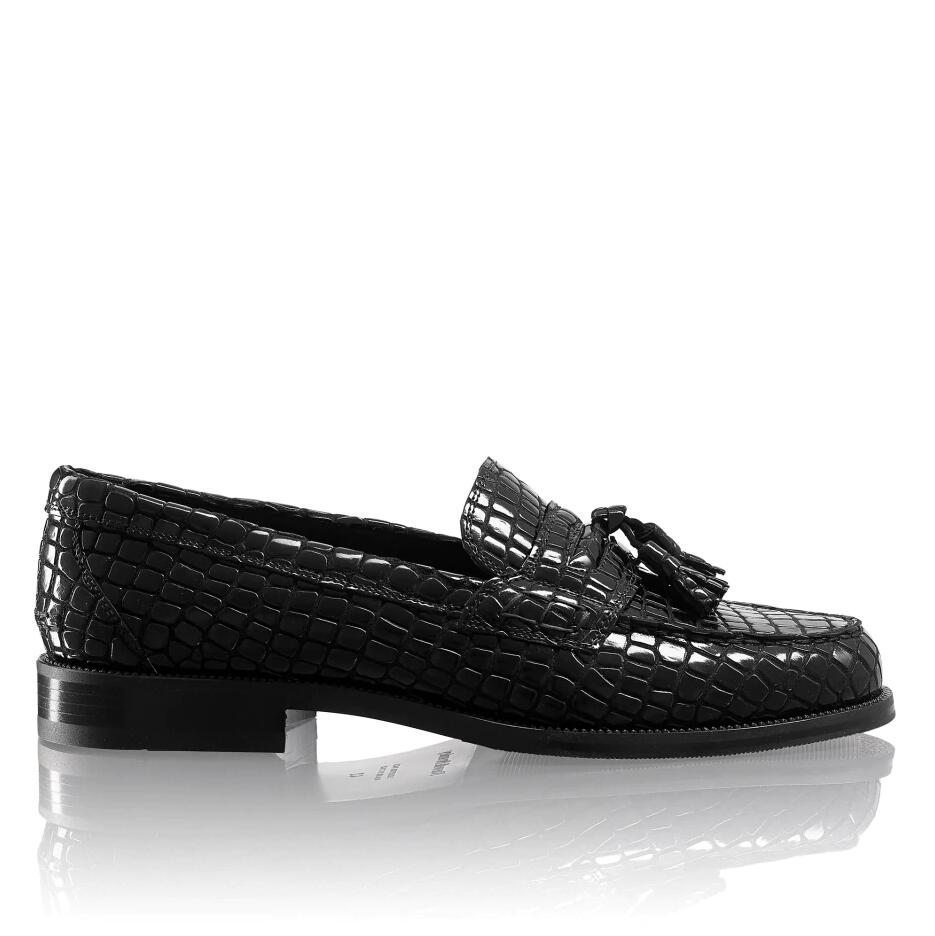 Russell and Bromley KEEBLE 3 Tassel College Loafer