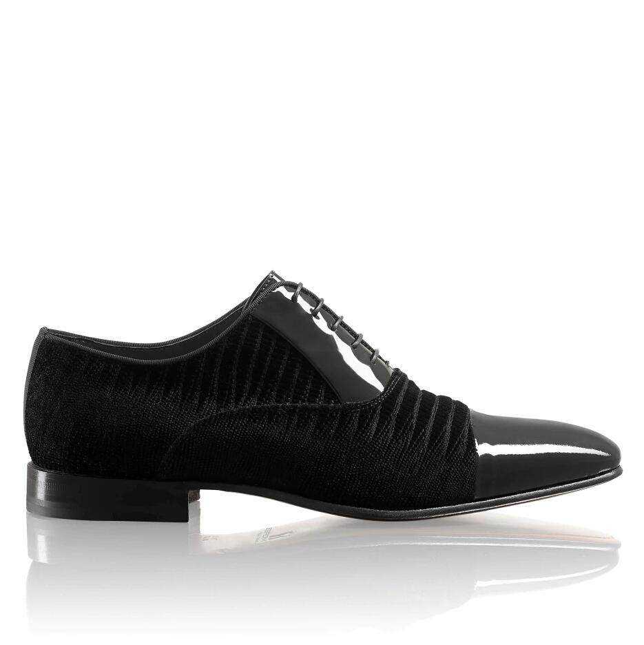 Russell and Bromley KNOW HOW Toe-Cap Oxford