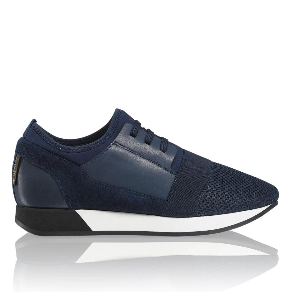 Russell and Bromley NEO JAGA Lace-Up Sneaker
