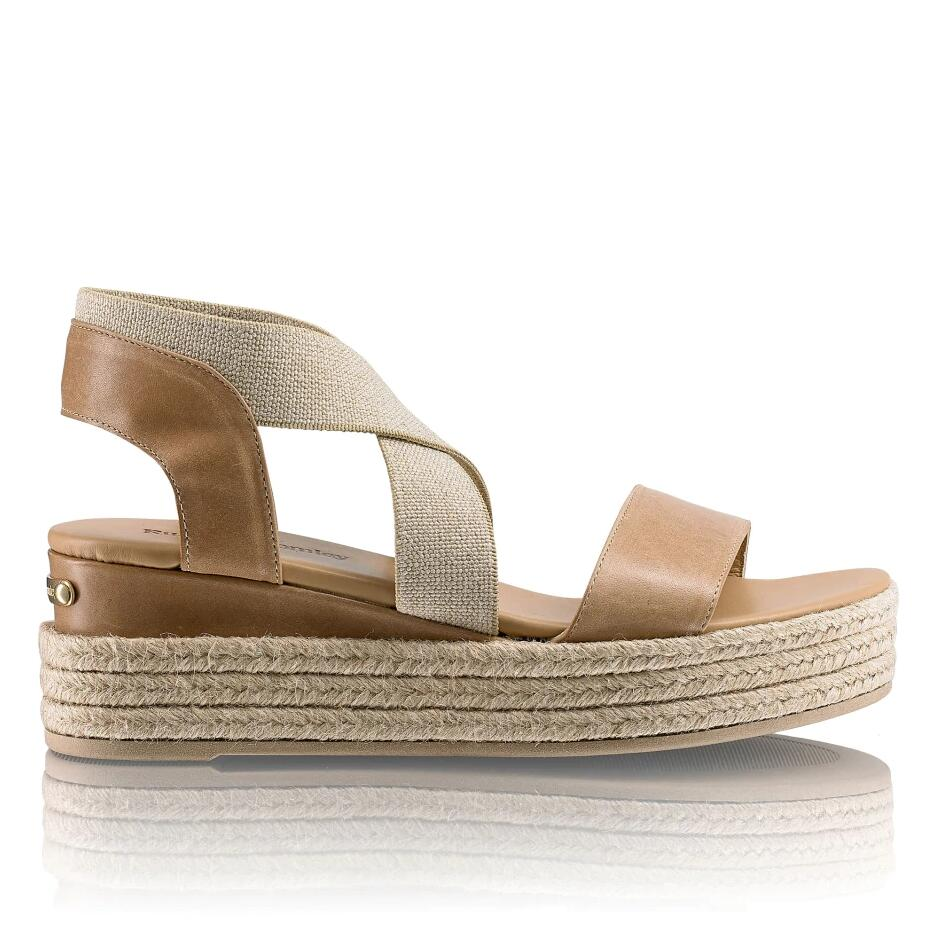 Russell and Bromley TRILUXE Stretch Band Flatform
