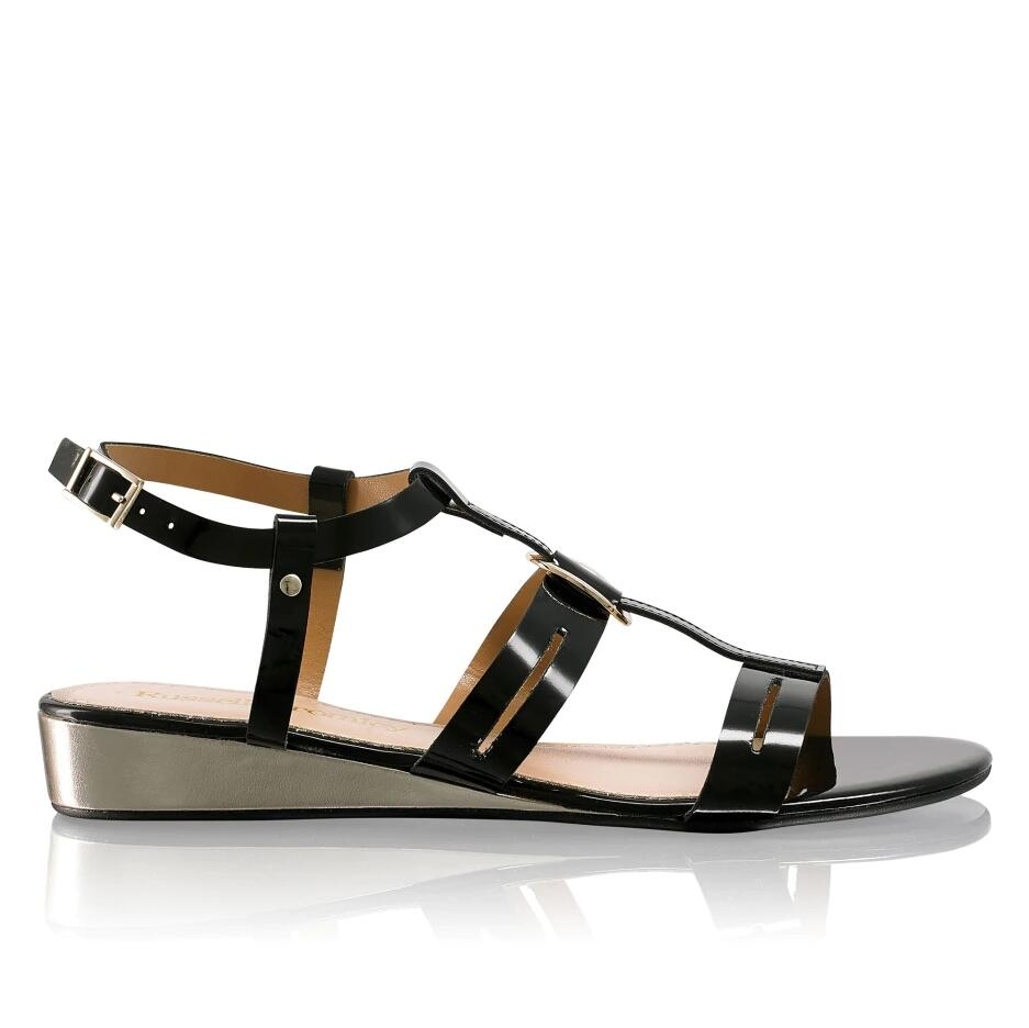 Russell and Bromley TROPIC Flat Sandal