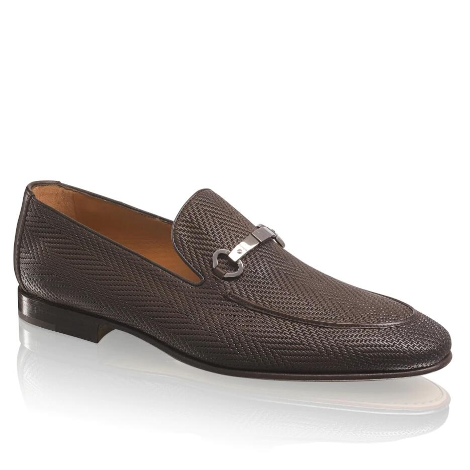 Russell and Bromley PLUTO Slip On Trim Loafer