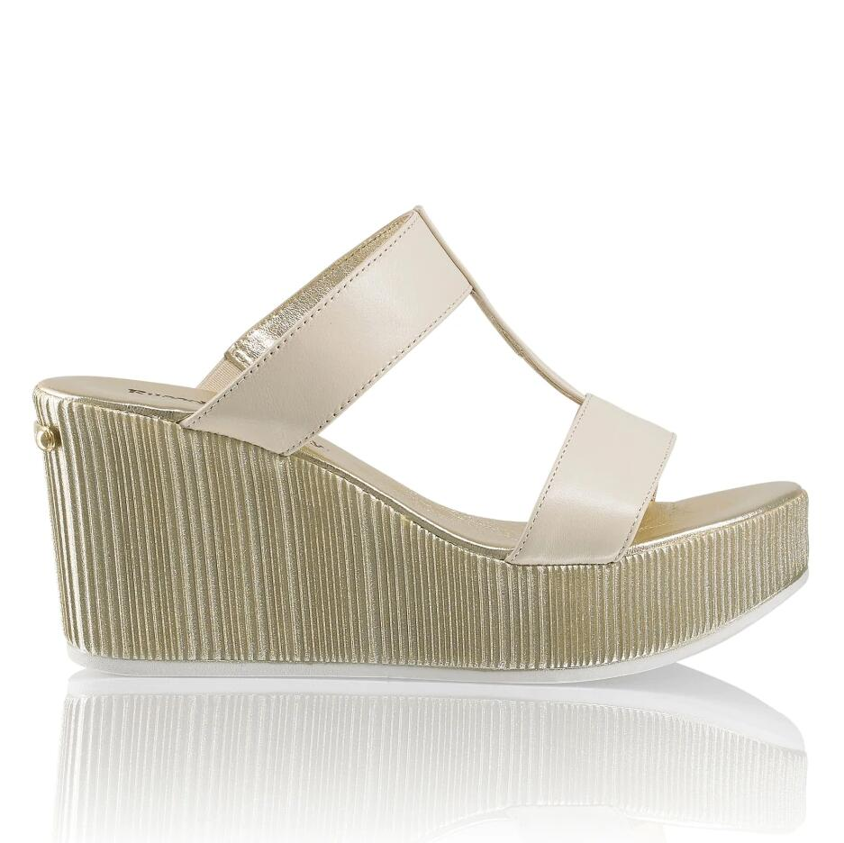 Russell and Bromley PUKKA MID Wedge Sandal