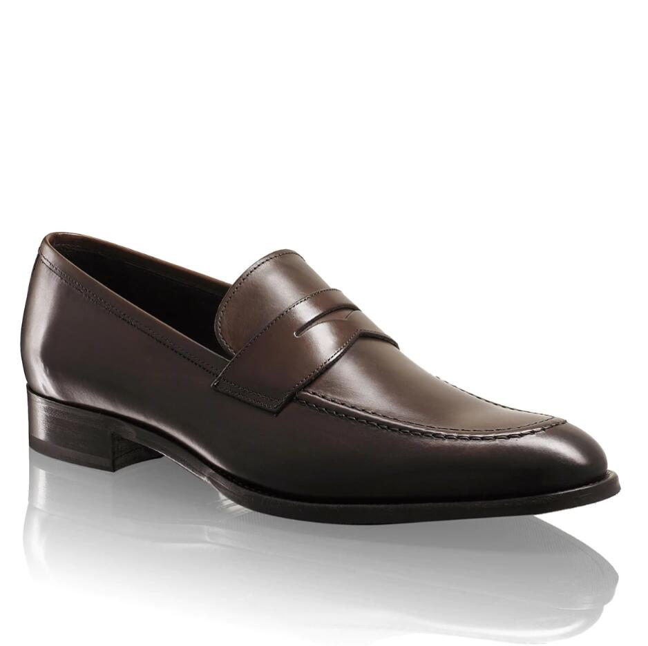 Russell and Bromley ASPEN Slip-On Saddle Loafer