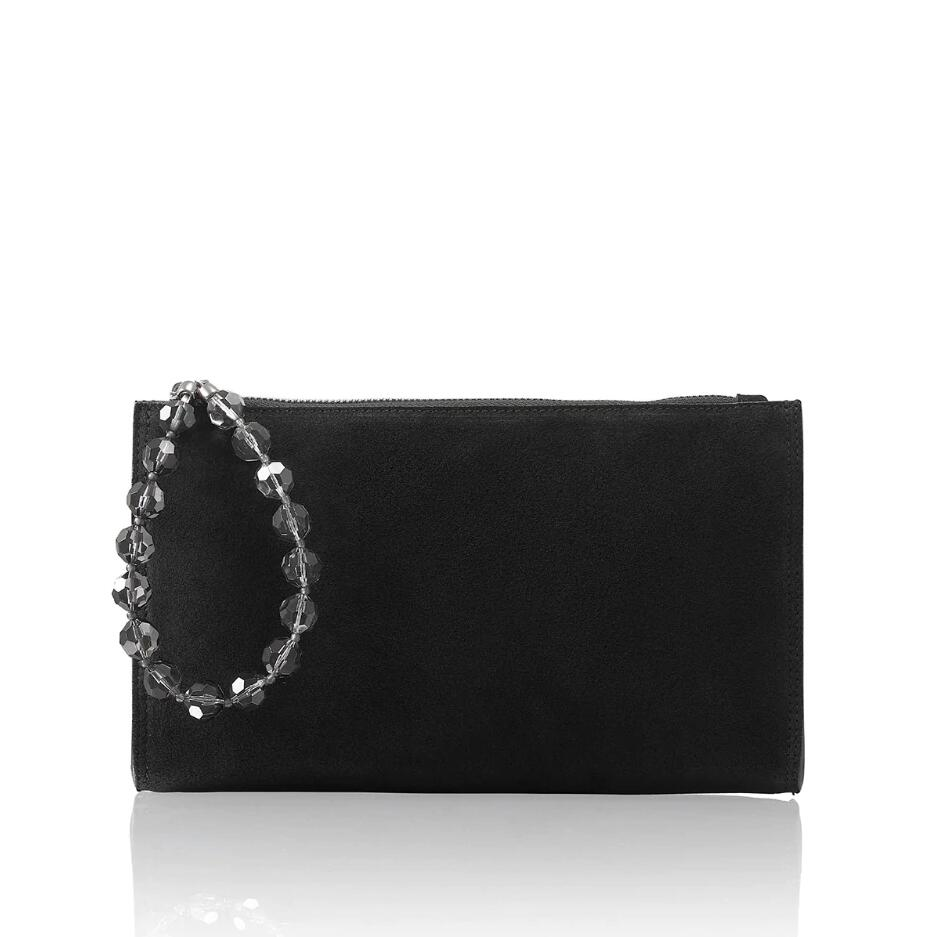 Russell and Bromley BEA CLUTCH Bead Wristlet Clutch
