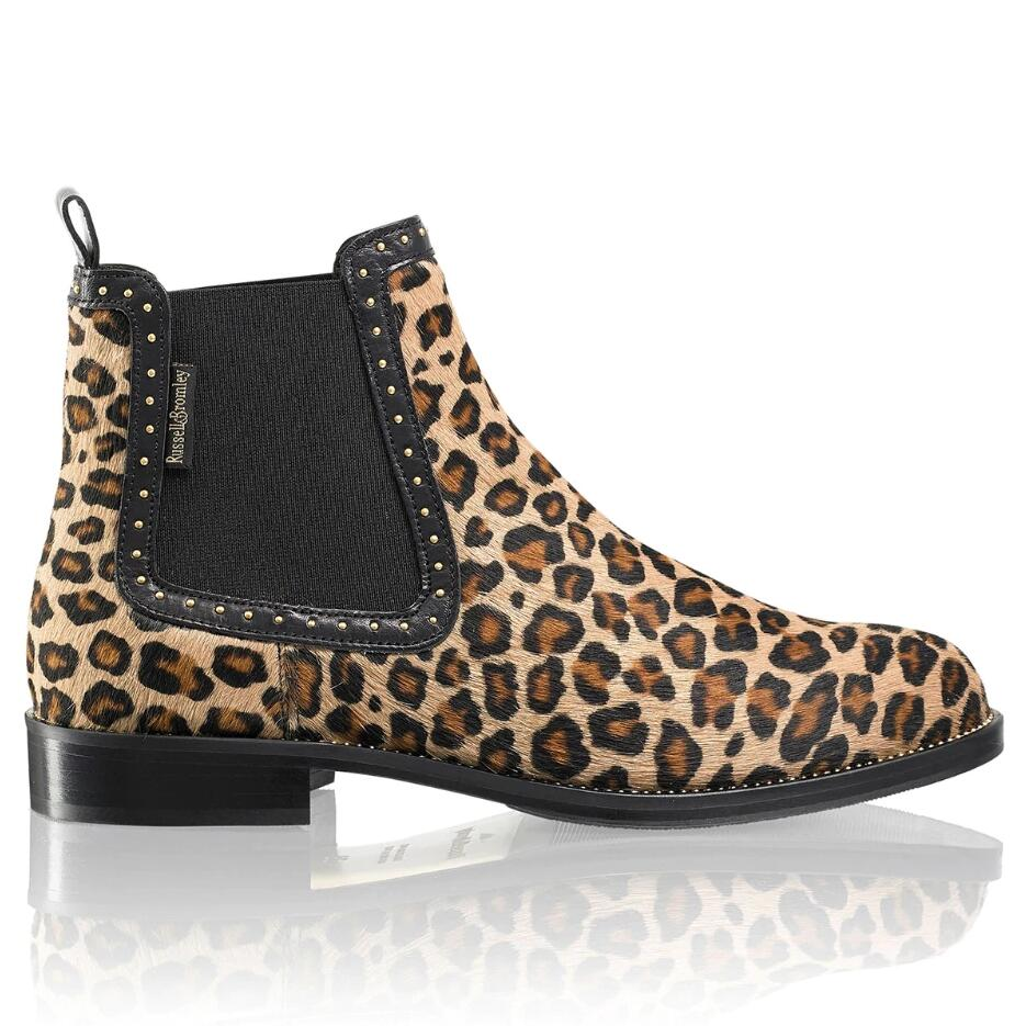 Russell and Bromley CHELSEA+ Studded Chelsea Boot