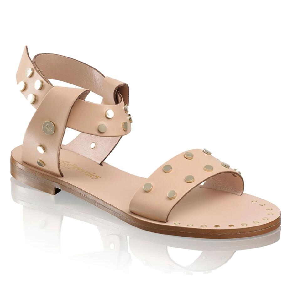 Russell and Bromley COIN IT Studded Sandal