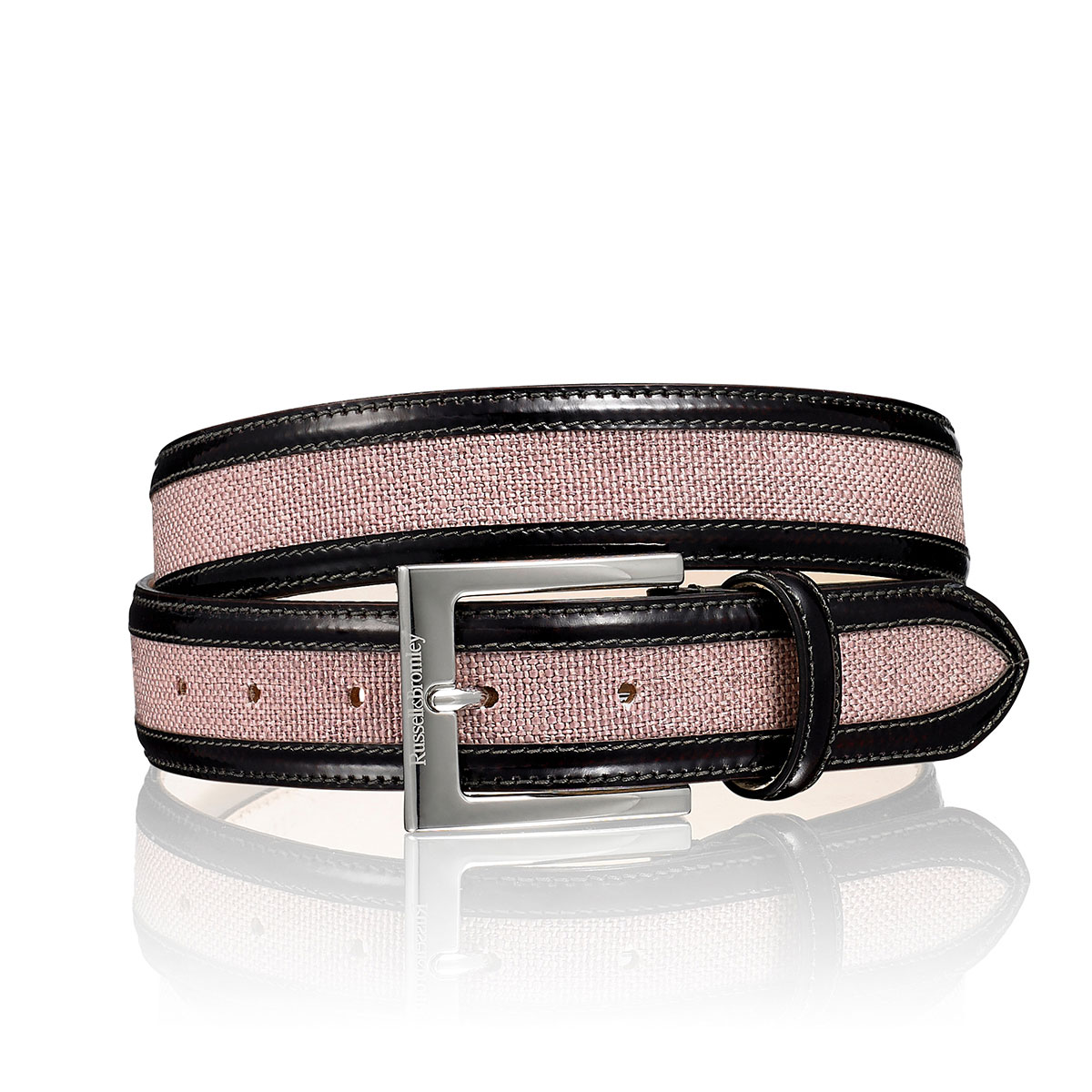 Russell and Bromley DOLCE Buckle And Keeper Belt