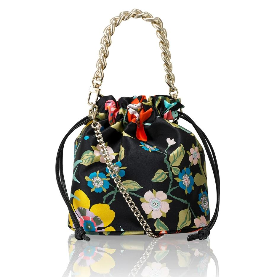 Russell and Bromley FLORAPOUCH Floral Print Pouch