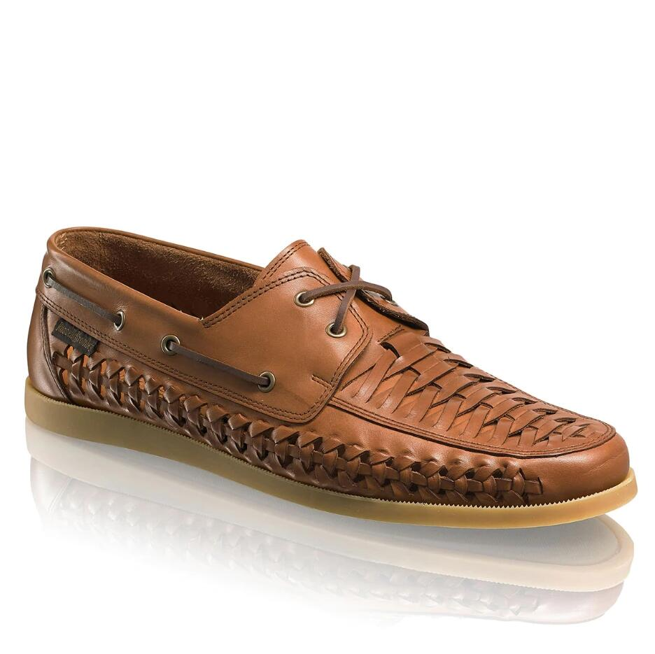 Russell and Bromley FOREDECK Lace-Up Deck Shoe