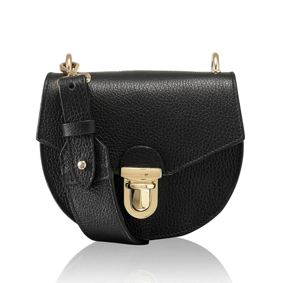 Russell and Bromley JAPAN Small Saddle Crossbody