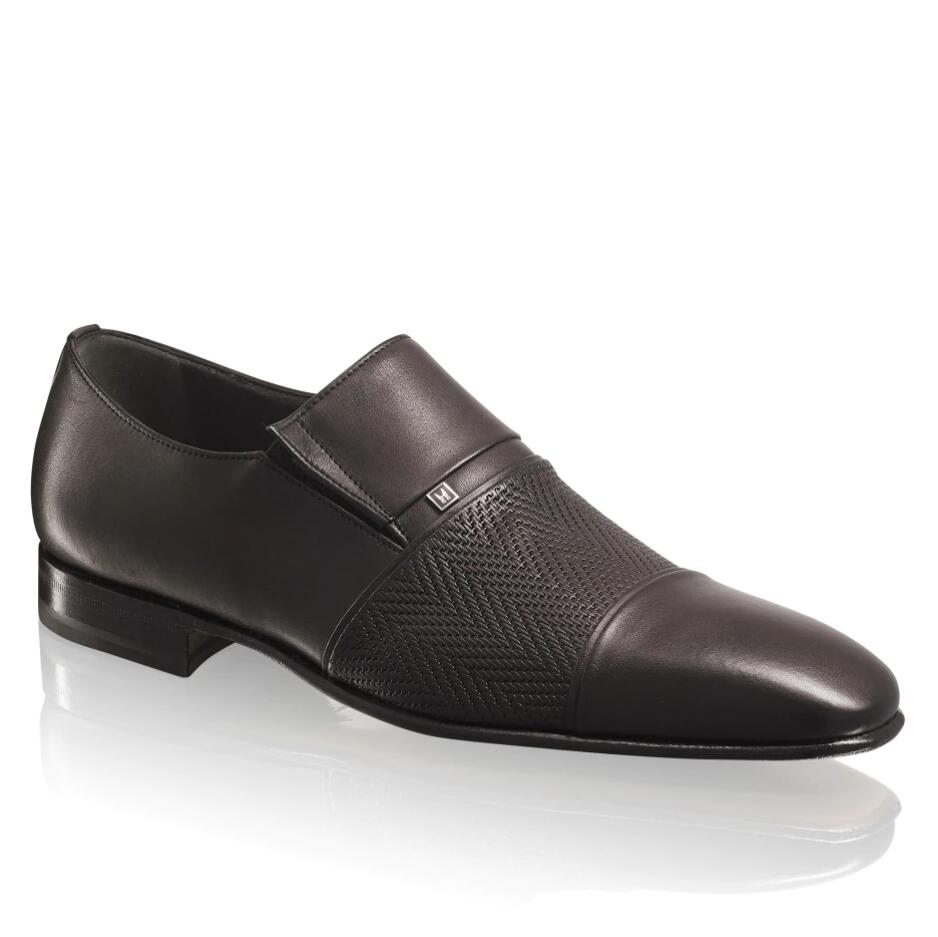 Russell and Bromley LUGANO Slip On Toe Cap