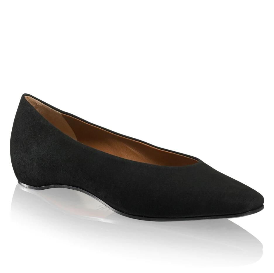 Russell and Bromley MARY SOFT Sacchetto Flat