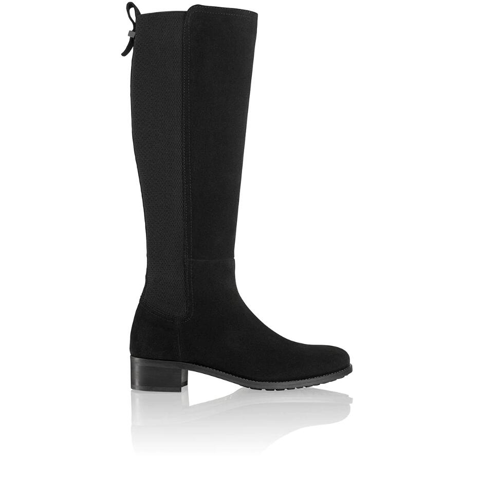 Russell and Bromley ONLY DRY Classic Stretch Long Boot
