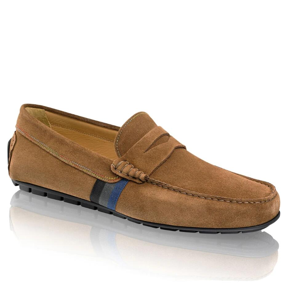Russell and Bromley SOFT WEAR Driving Loafer