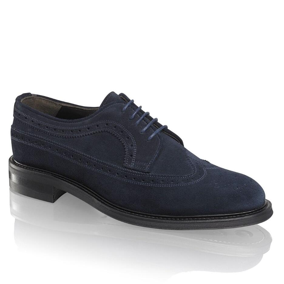 Russell and Bromley SOUTHPORT Rubber Sole Brogue Derby