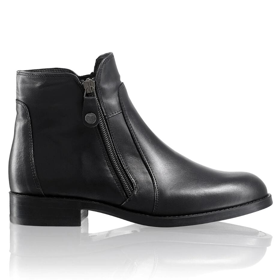 Russell and Bromley TAILWIND Double Zip Ankle Boot