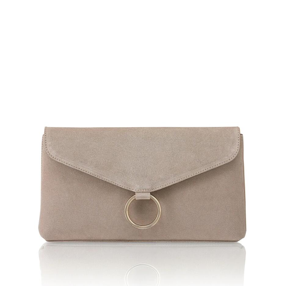Russell and Bromley TRICKERY Ring Trim Clutch