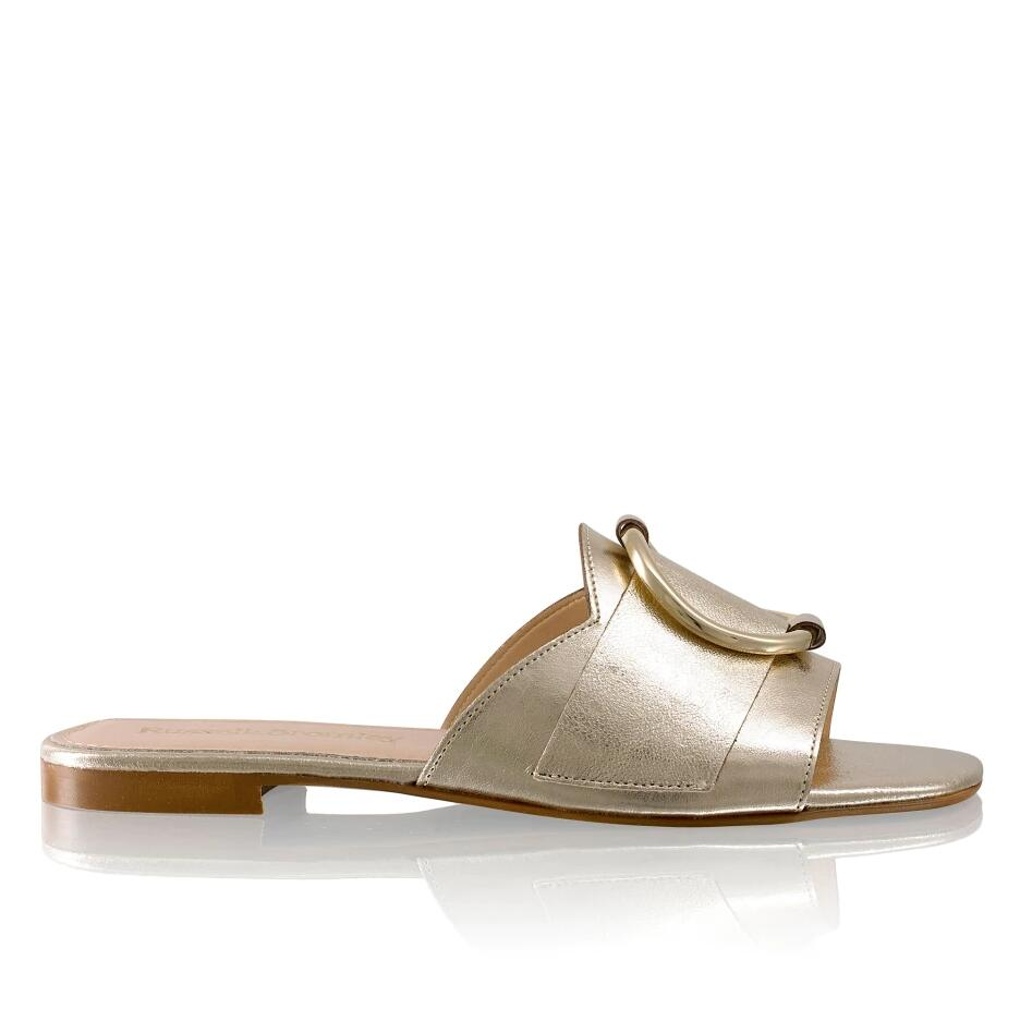 Russell and Bromley TRICKLE Flat Ring Trim Slide