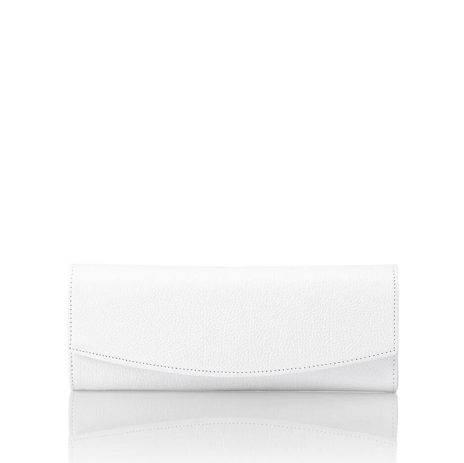 Russell and Bromley VOLLEY Foldover Clutch