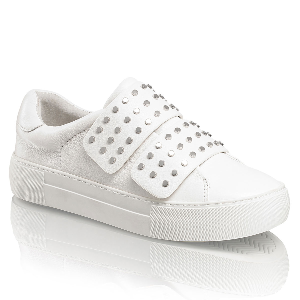 Russell and Bromley ACCENT J Platform Sneaker