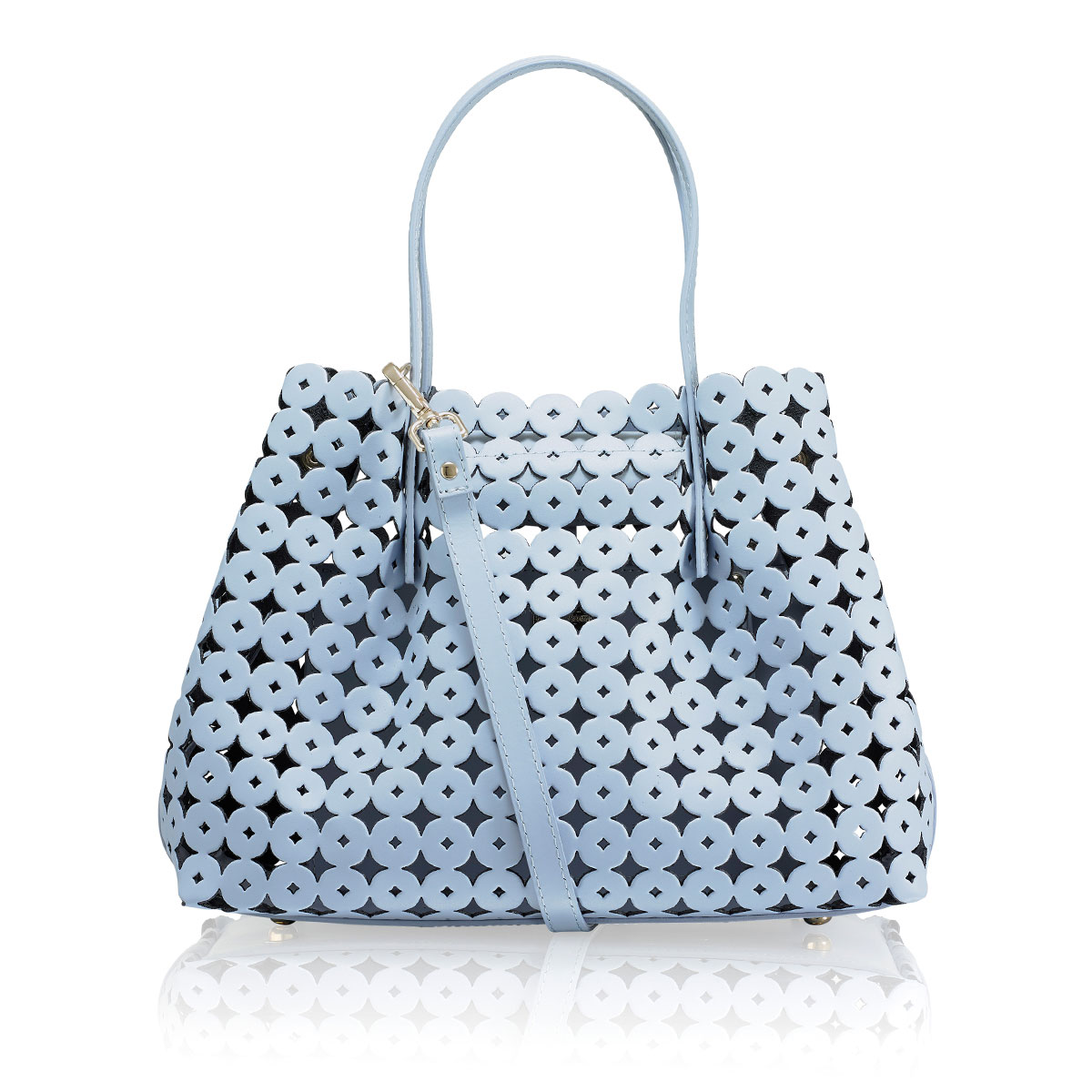 Russell and Bromley CLARA MINI Mini Laser Cut Tote