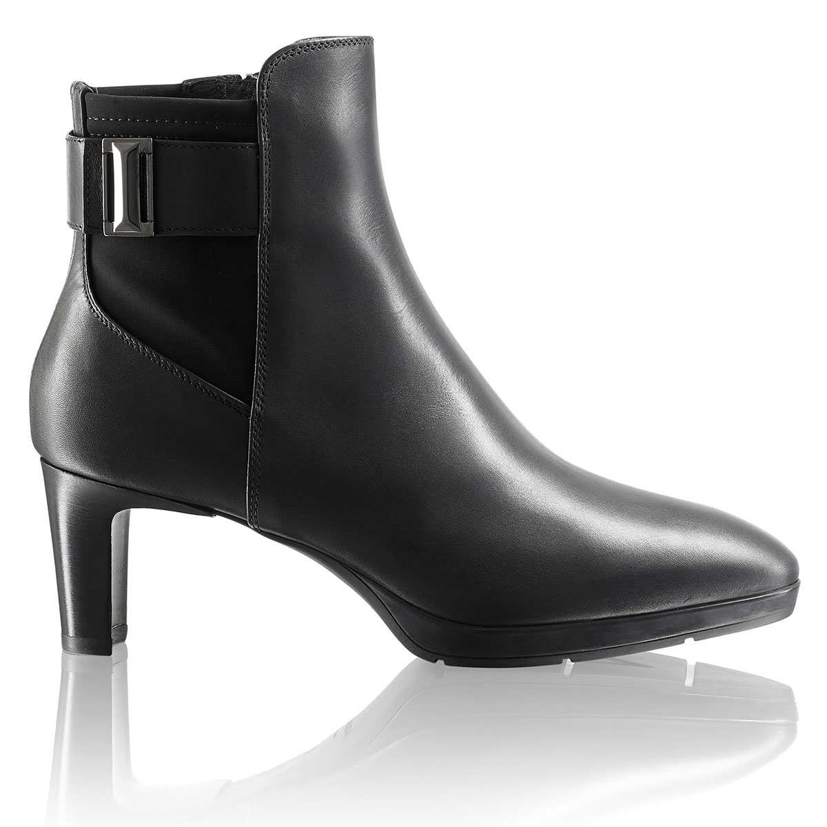 Russell and Bromley DANNI DRY Mid Heel Ankle Boot