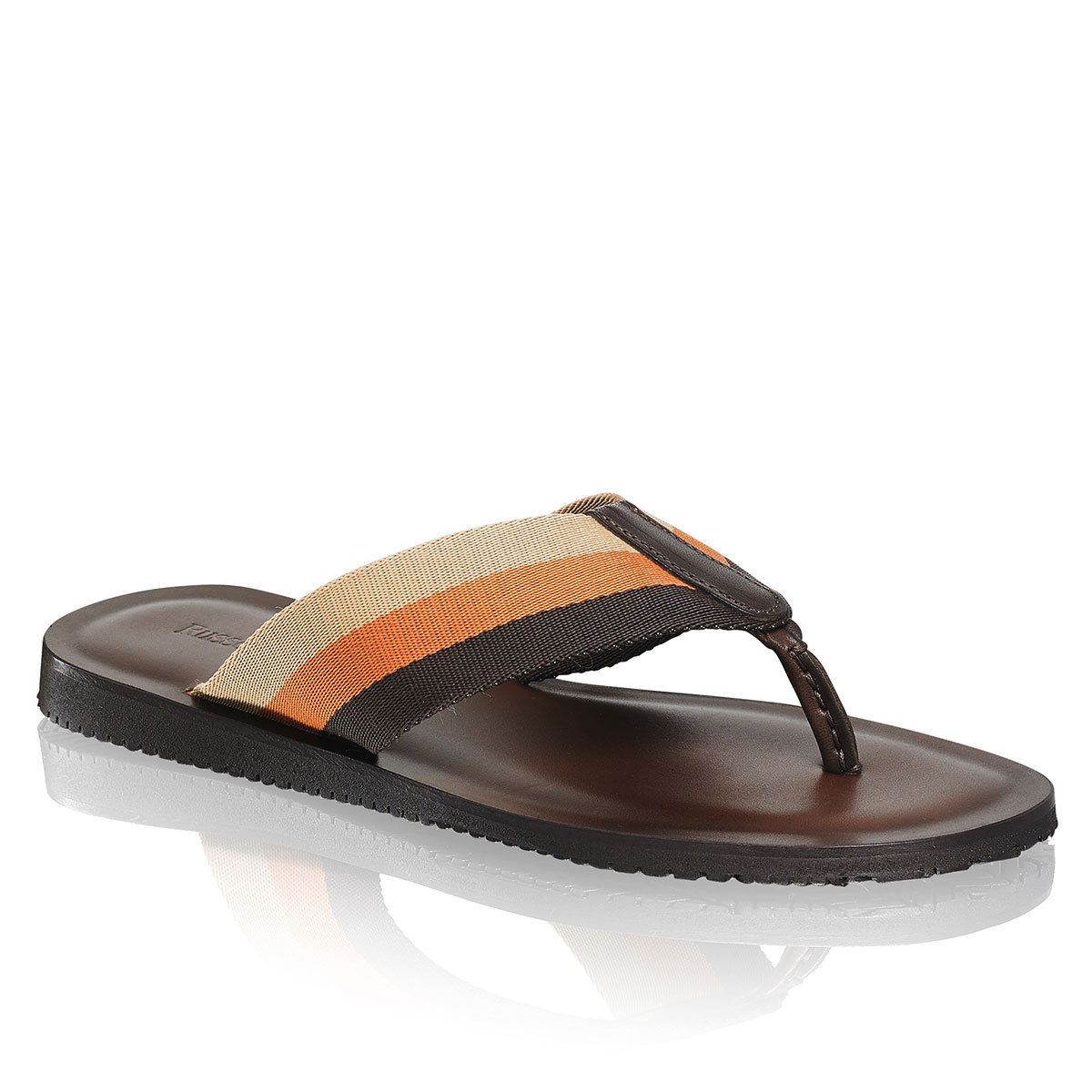 Russell and Bromley FAB POST Toe-Post Sandal