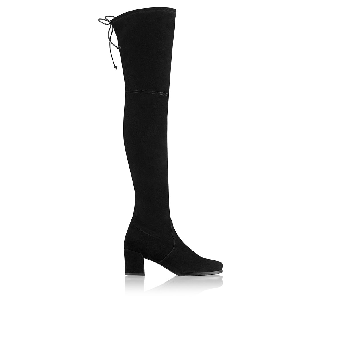 Russell and Bromley HINTERLAND Mid Heel Over Knee Boot