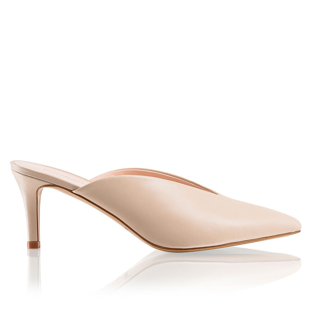 Russell and Bromley VISA Pointed Toe Mule