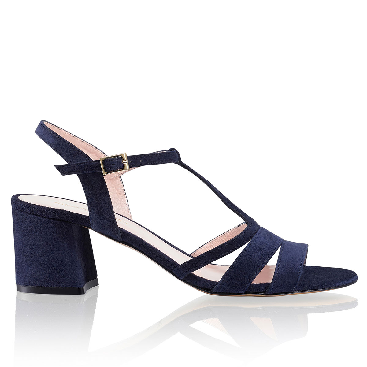 Russell and Bromley VOGUE T-Bar Sandal